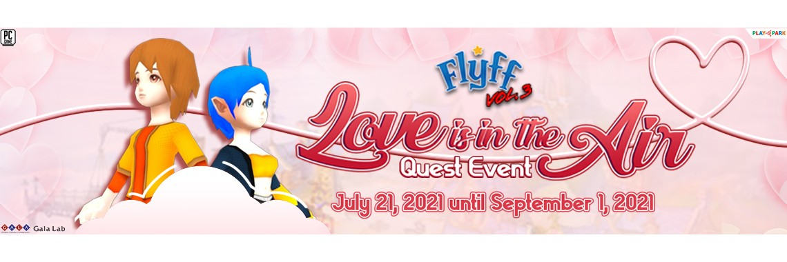 Love is in the Air Event